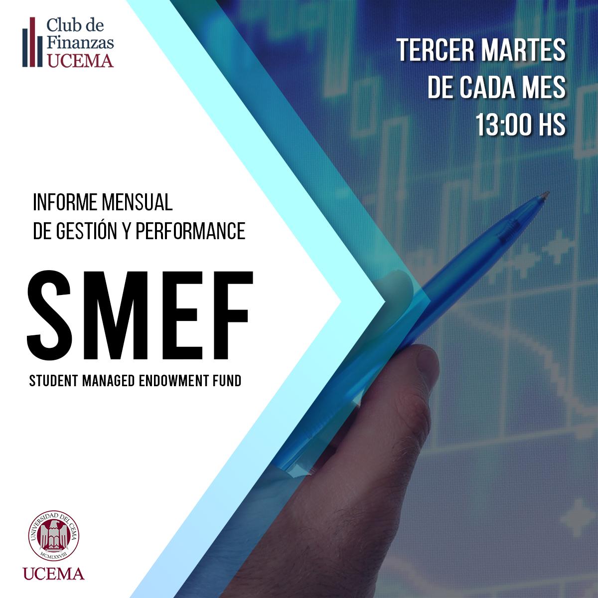 SMEF UCEMA Club Finanzas Banner 2020
