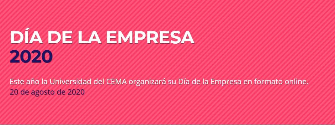 Dia de la Empresa 2020 - UCEMA